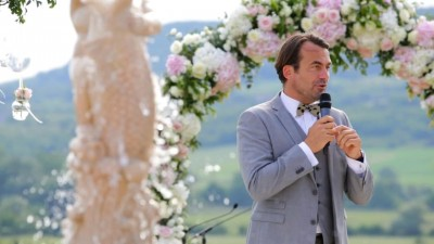 Dia & Peter 28th of May 2016. - Master of Ceremonies: Gábor Herendi
