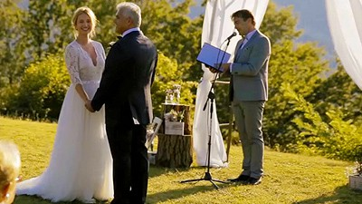 Beautiful Villa Wedding in Tuscany - Master of Ceremonies: Gábor Herendi